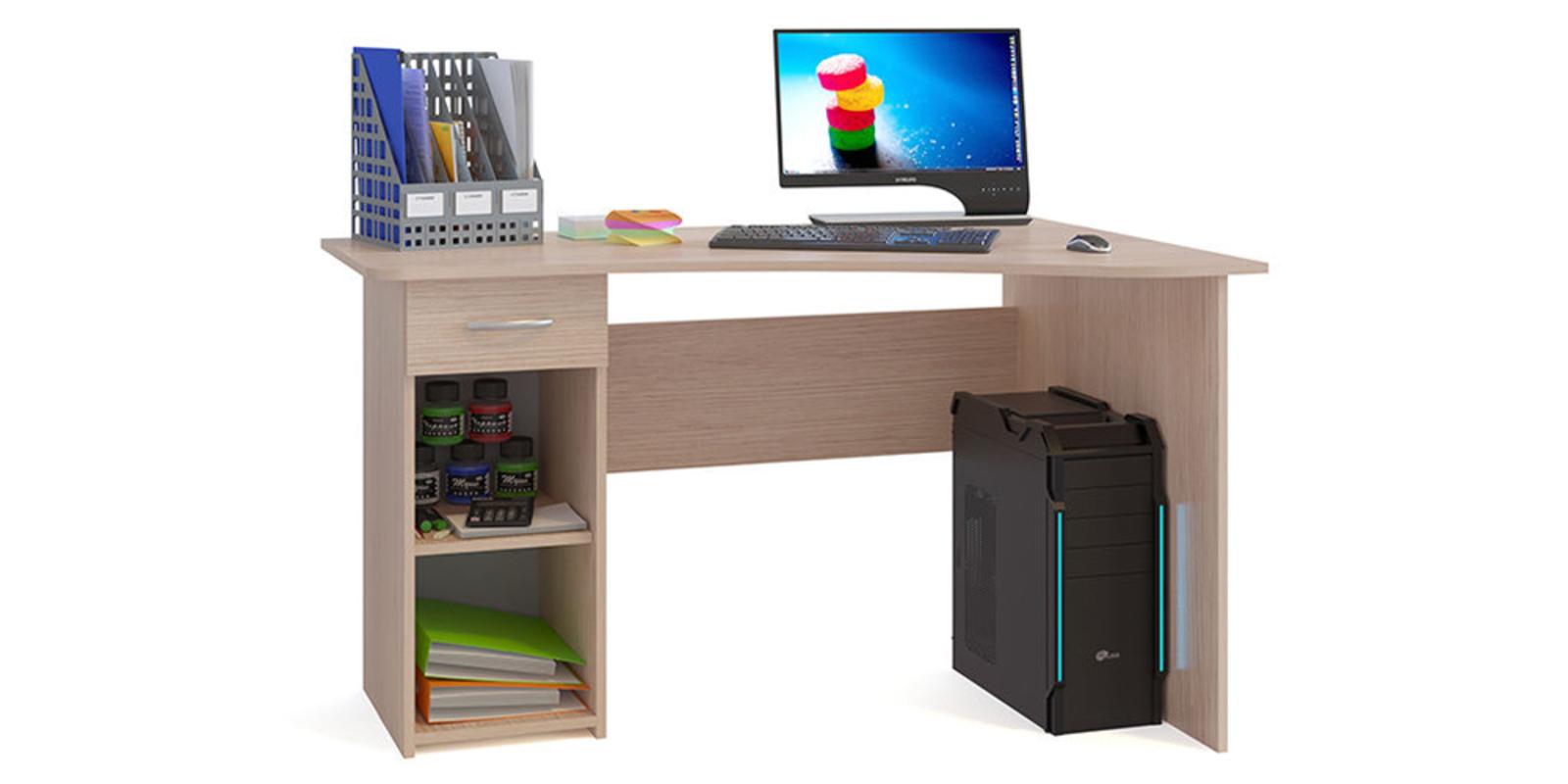Стол компьютерный HomeMe Соло AFU0036000