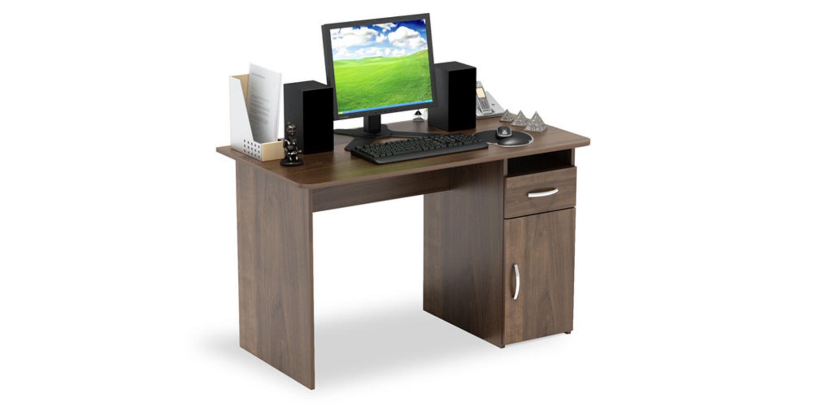 Купить стол письменный с тумбой спм-03 в москве по цене 3 64.