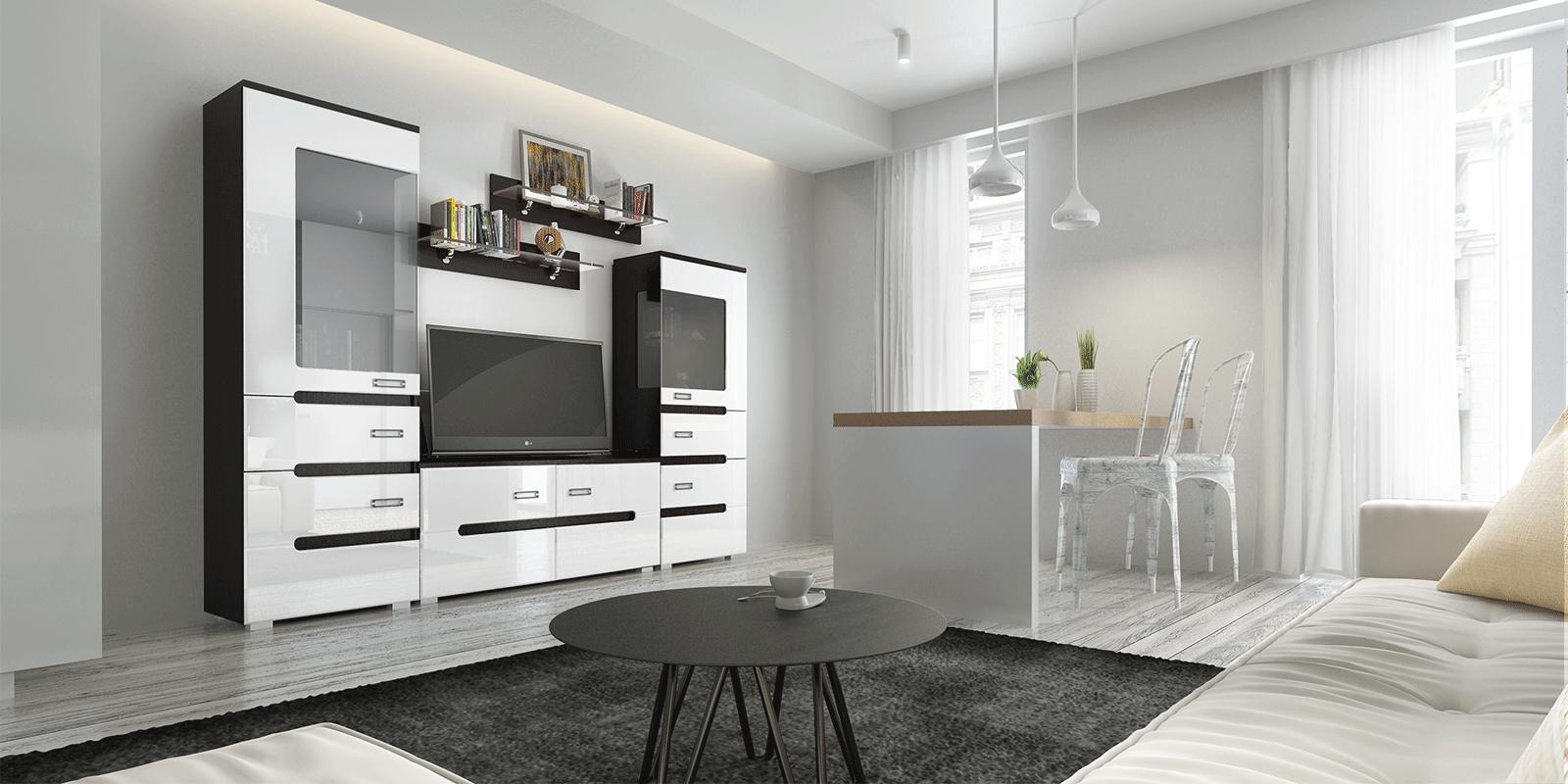 Стенка HomeMe Виго AFS0840000