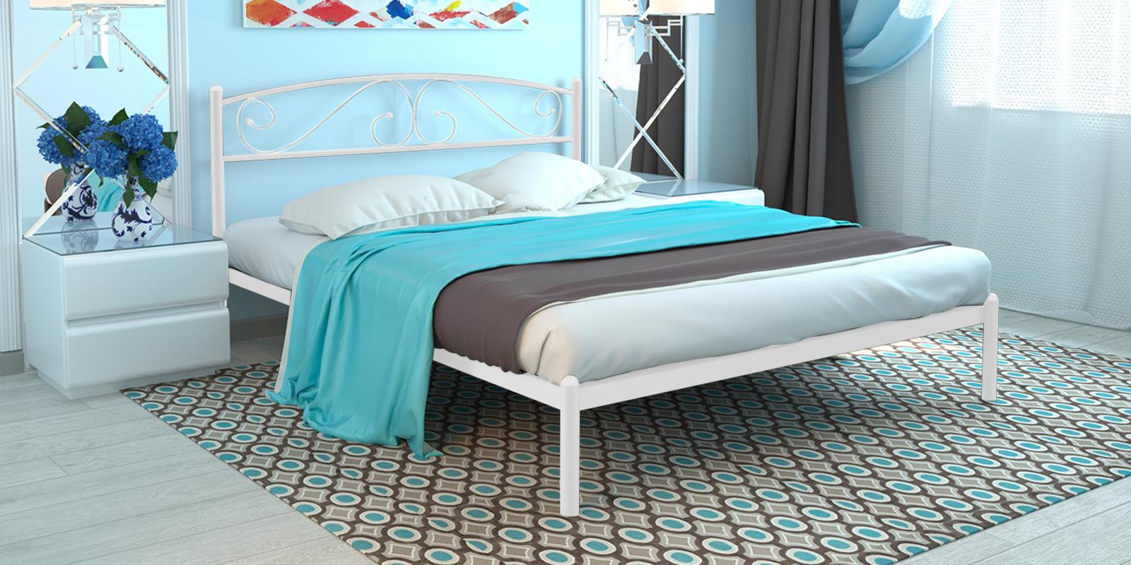 Кровать кованая HomeMe от HomeMe.ru