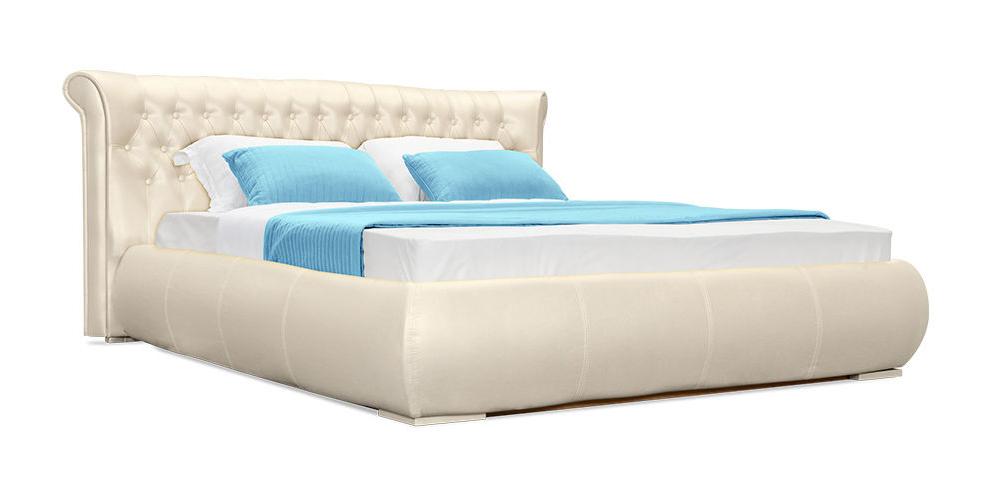 Кровать мягкая HomeMe Вирджиния
