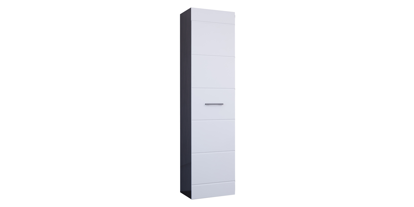 Шкаф распашной однодверный HomeMe Римини ADZ0632000