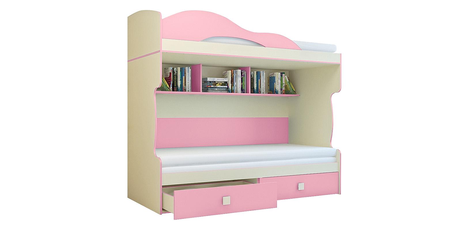 Кровать двухъярусная HomeMe Нова AFR0314000