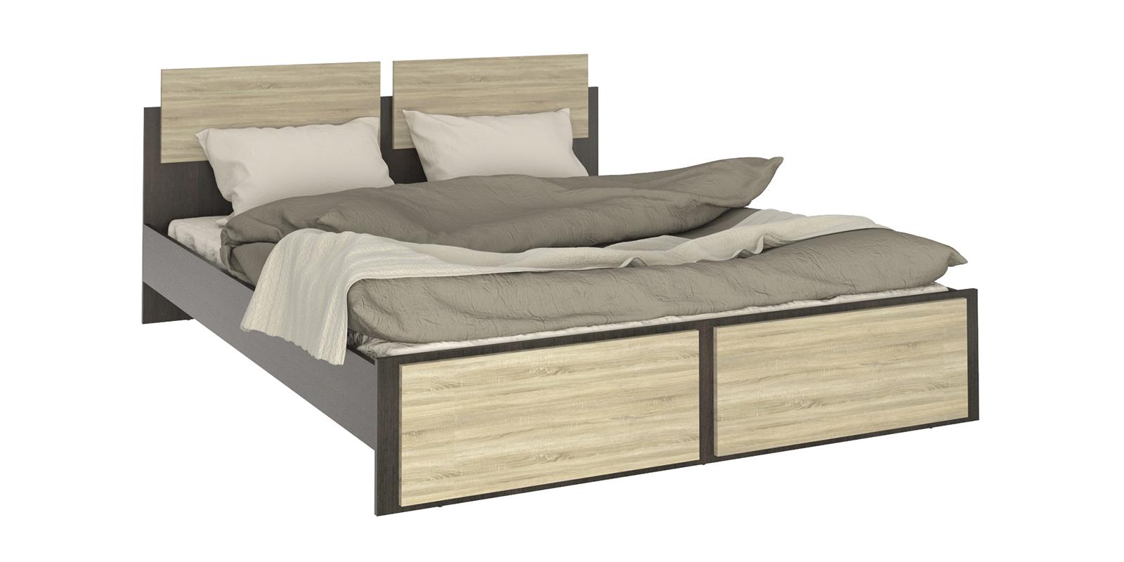 Кровать каркасная HomeMe Мельбурн AFR0085000