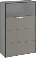 Шкаф комбинированный с 2-мя дверями «Наоми»