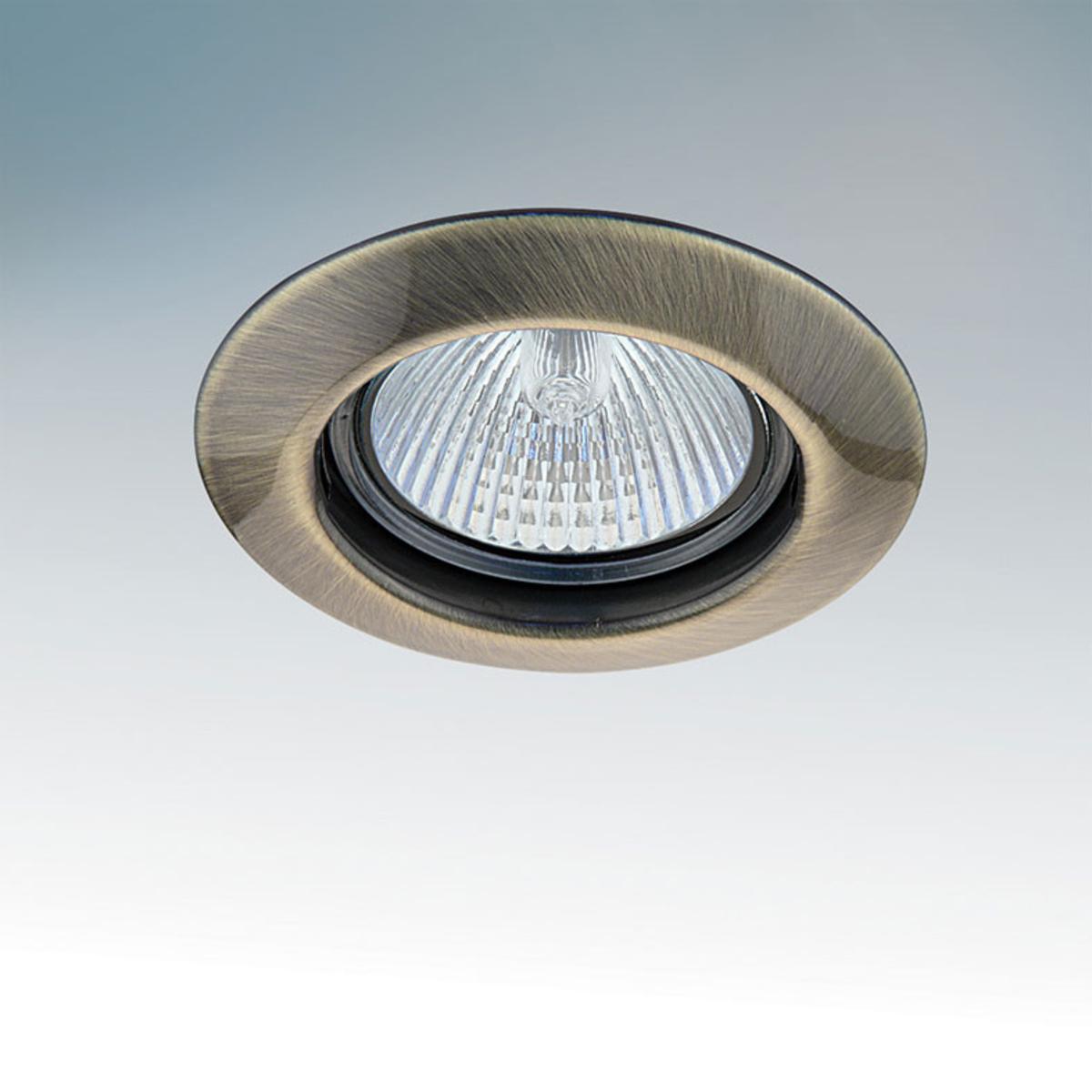 Купить Встраиваемый светильник TESO FIX 011071, HomeMe