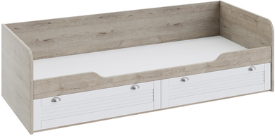 Кровать с 2-мя ящиками «Ривьера»