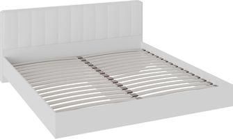 Кровать «Глория» с мягким изголовьем (1800)