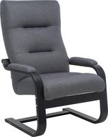 Кресло Leset Оскар Венге, ткань Малмо 95