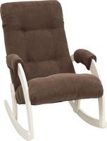 Кресло-качалка Модель 67 Дуб шампань, ткань Verona Brown