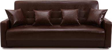Диван Аккорд 120 коричневый ПБ
