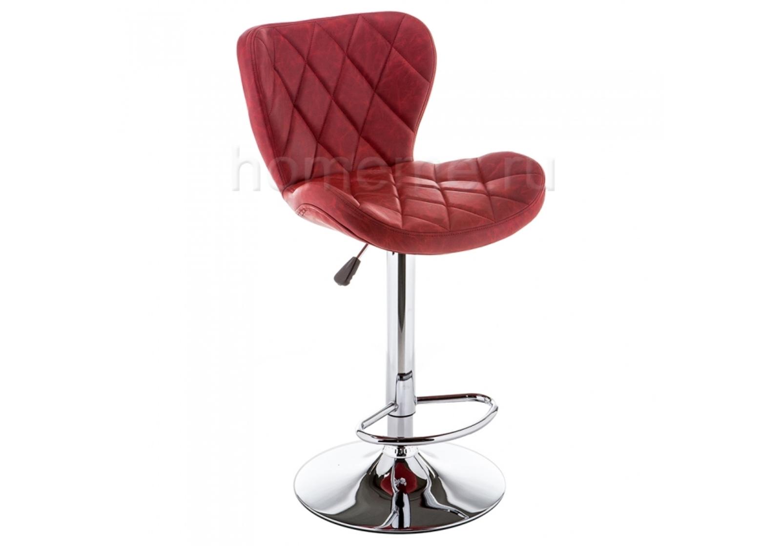 Барный стул Porch красный 11299 Porch красный 11299 (15693)