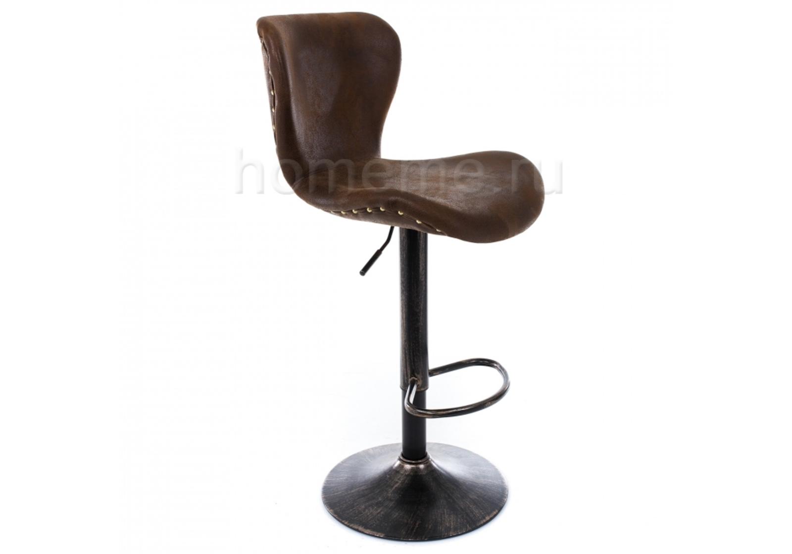 Барный стул Over vintage brown 1884 1884