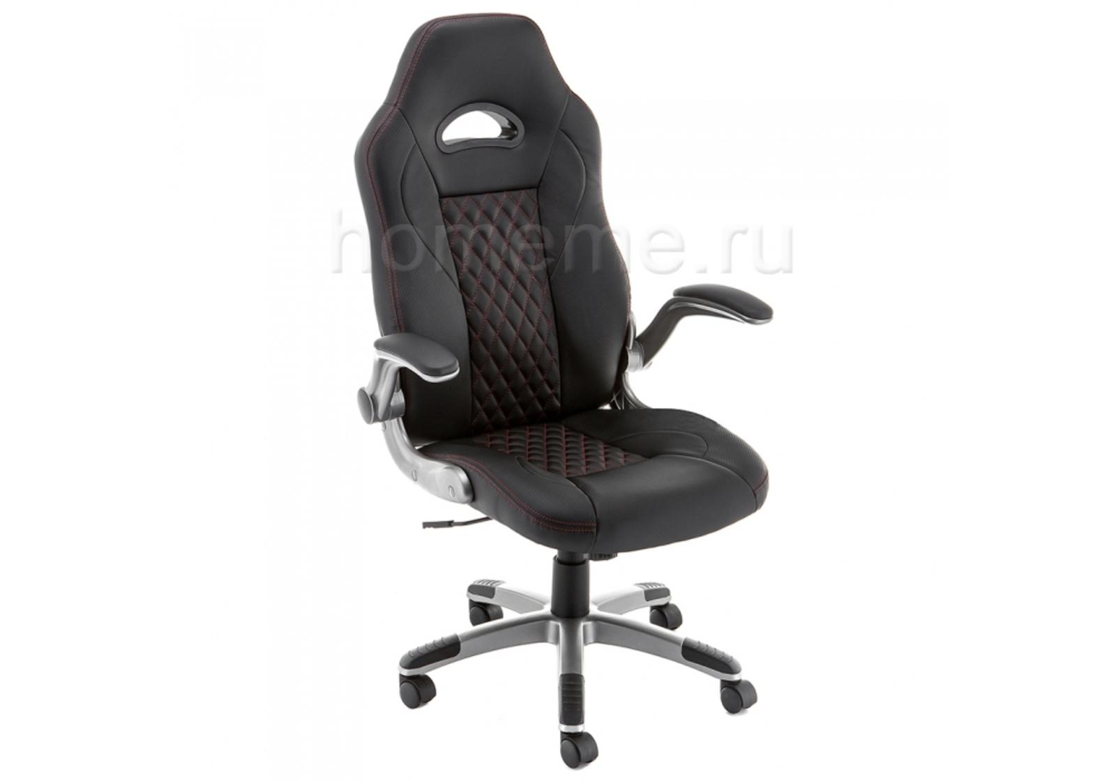 Кресло для офиса HomeMe Kan черное 11263 от Homeme.ru