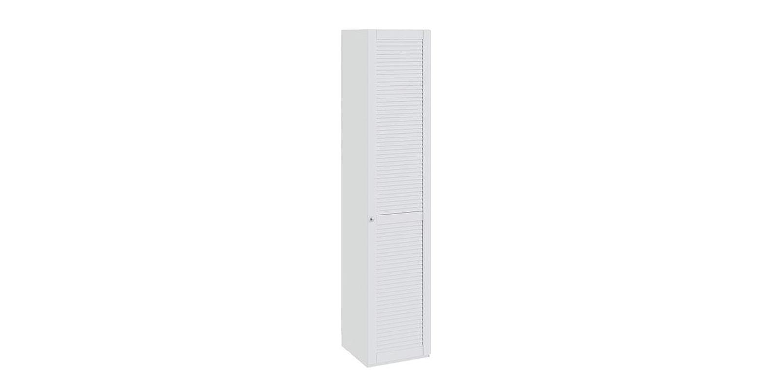Шкаф распашной однодверный Мерида вариант №7 правый (белый)