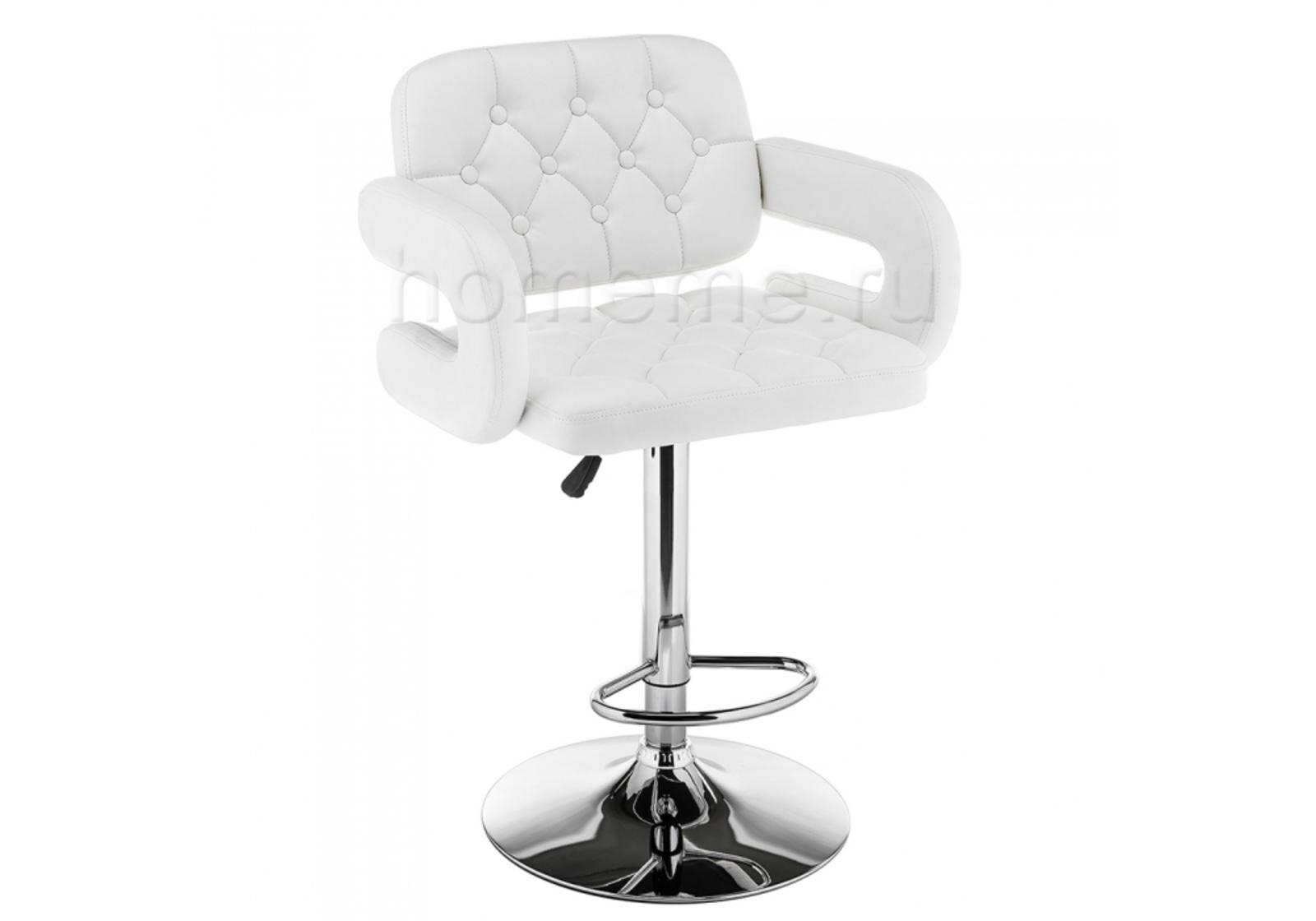 Барный стул Shiny белый 11255 Shiny белый 11255 (15300)