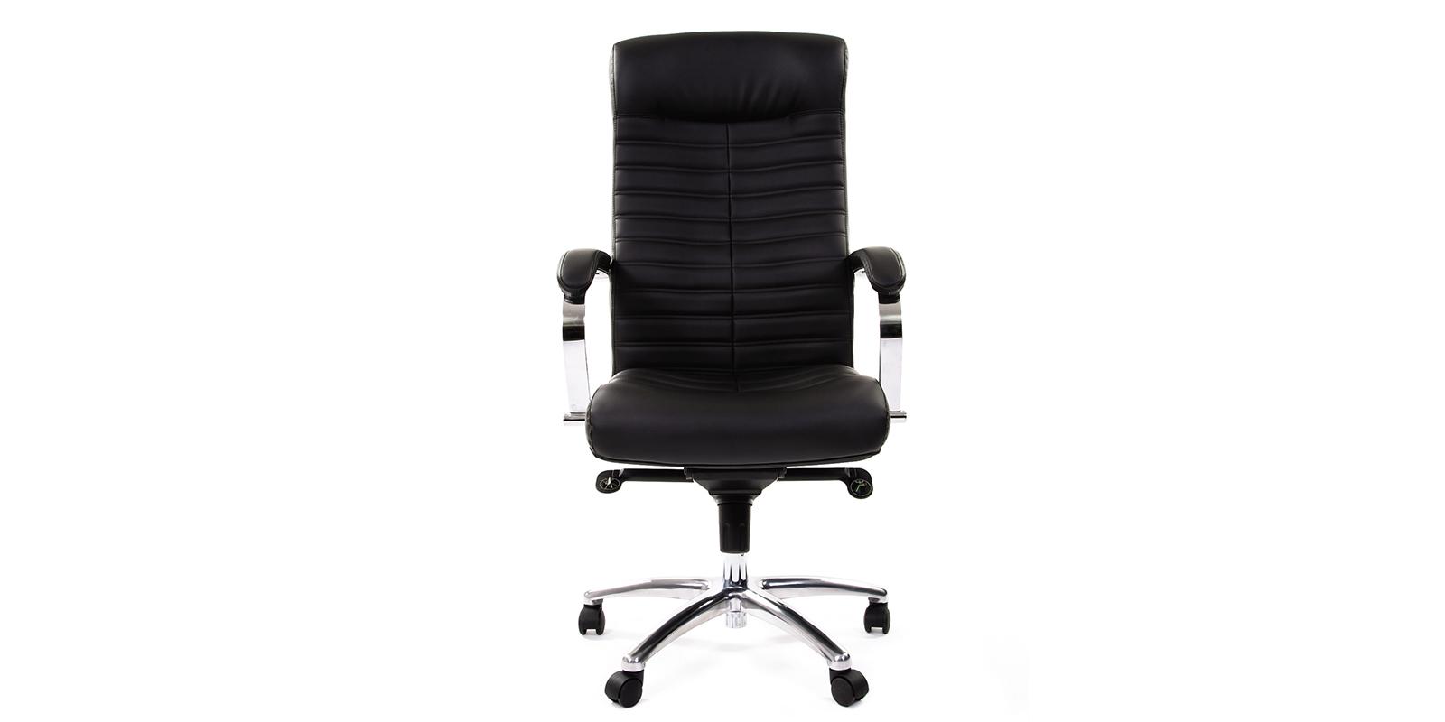 Кресло для руководителя Chairman 480 вариант №1 (черный) от HomeMe.ru