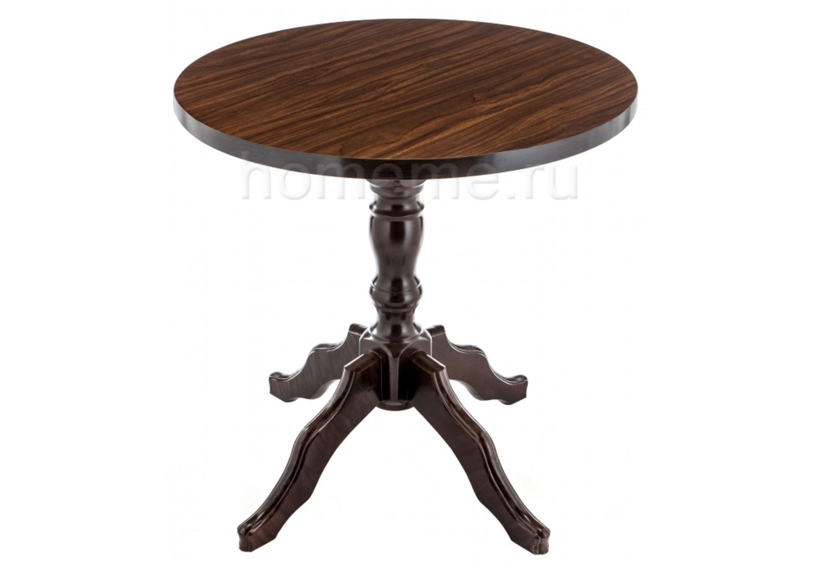 Стол деревянный Вилмар темное дерево 319898 Вилмар темное дерево 319898 (18608) фото