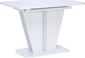 Стол раздвижной 80.528 Leset Бари Бодега белый/Серый