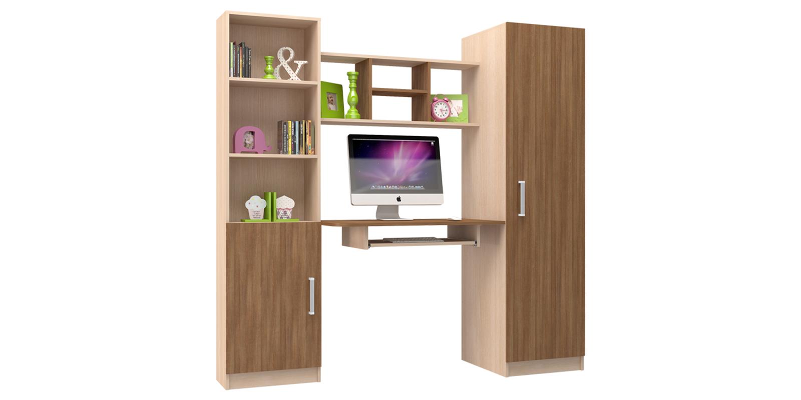 Стол компьютерный HomeMe Лакки AFS0101000