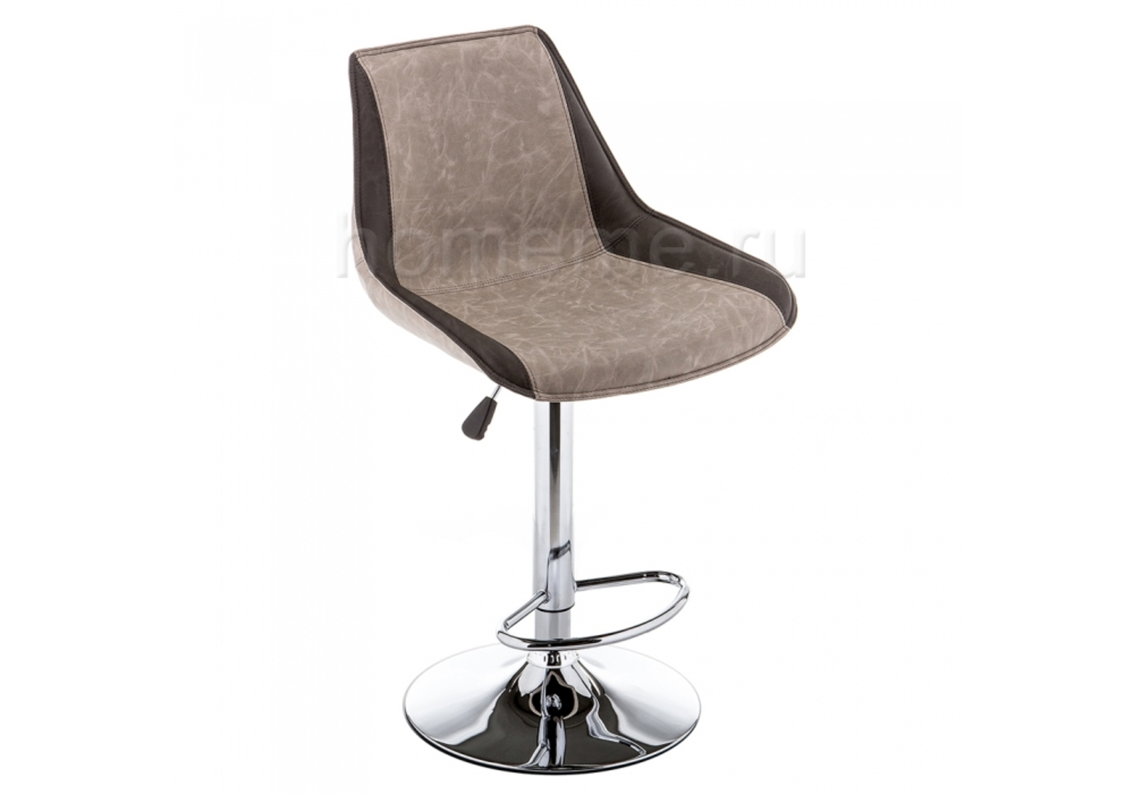 Барный стул Kozi серый 11302 Kozi серый 11302 (15696)