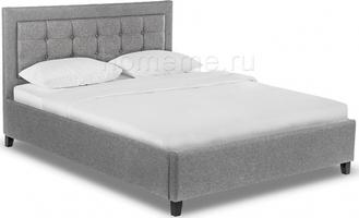 Ameli 160х200 grey 11434