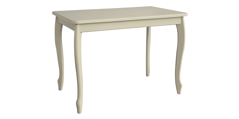 Обеденный стол Верона (слоновая кость)