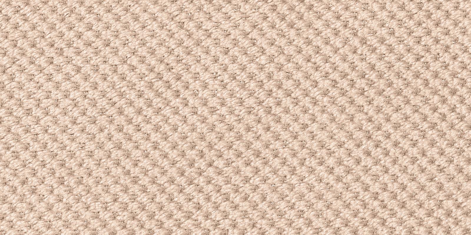 Кресло тканевое Флэтфорд Velure бежевый/светло-коричневая подушка
