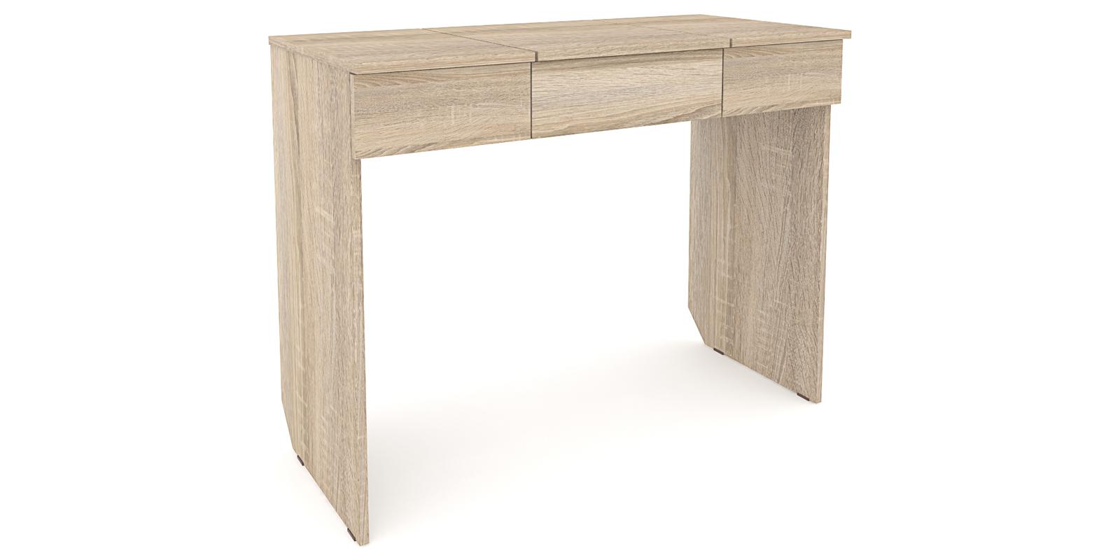 Столик туалетный Портофино вариант №2 (дуб сонома) от HomeMe.ru