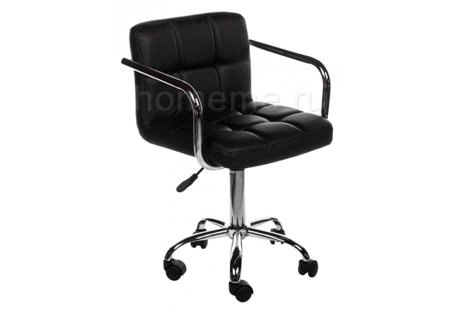 Кресло для офиса HomeMe Arm черный 1427 от Homeme.ru
