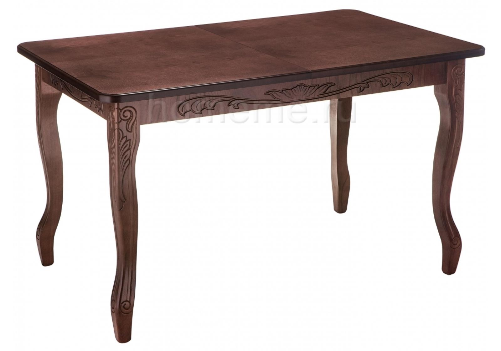 Стол деревянный Мауро орех 318615 Мауро орех 318615 (16206) фото