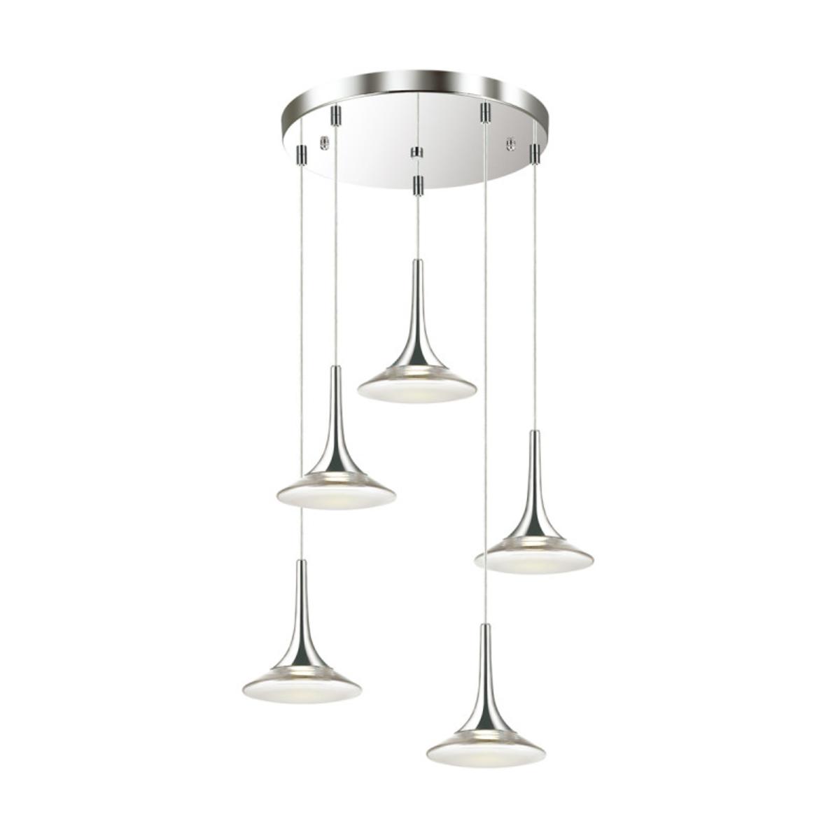 Купить Подвесной светильник FOZZI Подвесной светильник Odeon Light 4096/5 (15554), HomeMe