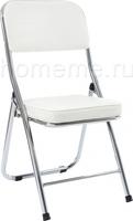Стул Chair раскладной белый 11072