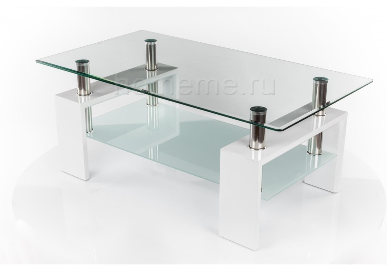 Журнальный стол CT-52 белый (1117)