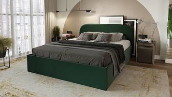 Кровать с подъемным механизмом «Шерри»