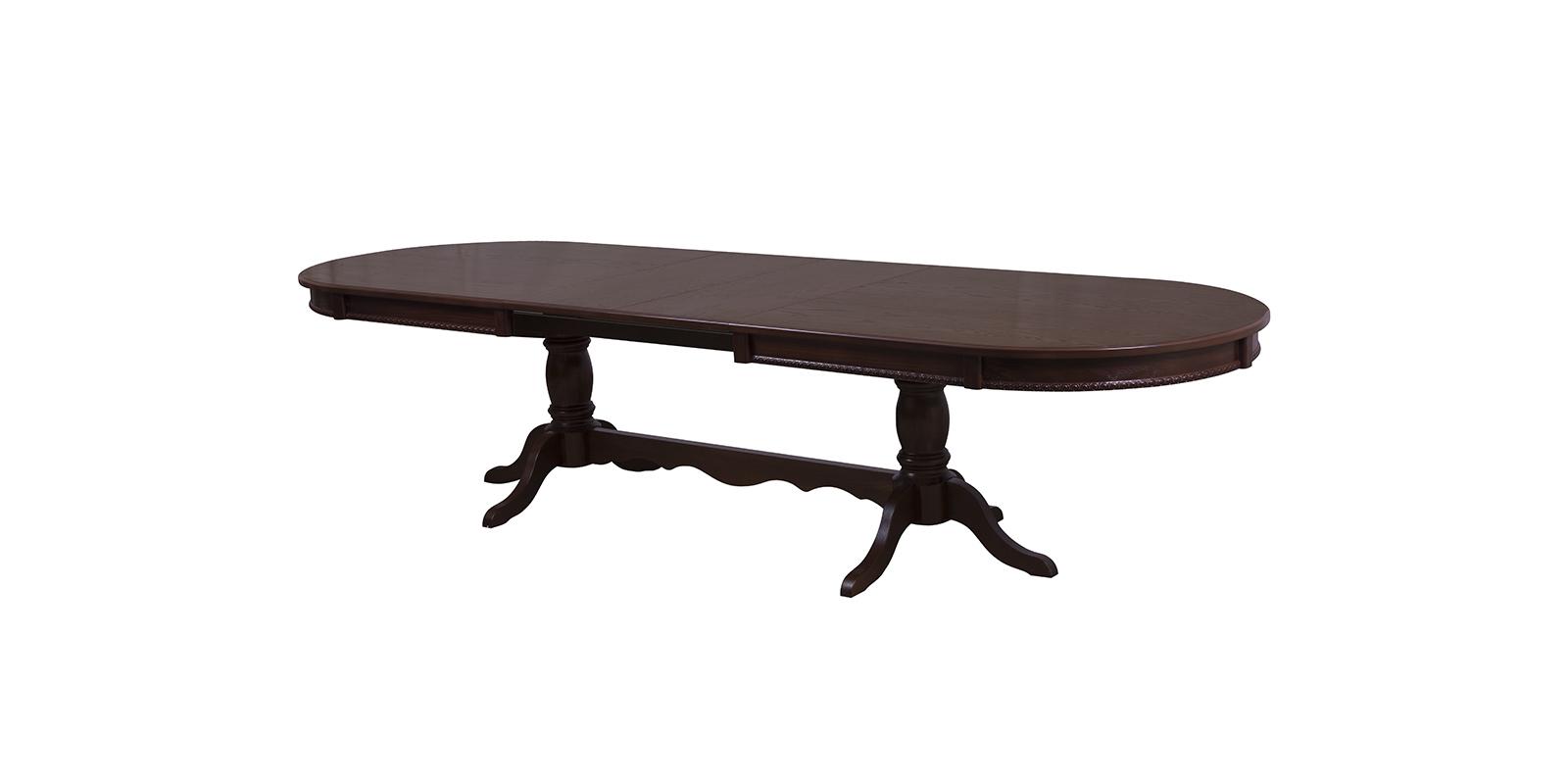 Обеденный стол Верона (орех темный)