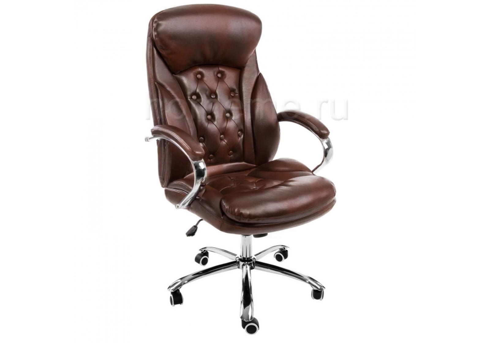 Купить Компьютерное кресло Rich коричневое 1869 1869, HomeMe