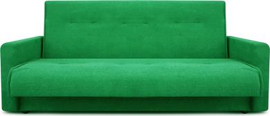 Диван Милан 140 зеленый ПБ