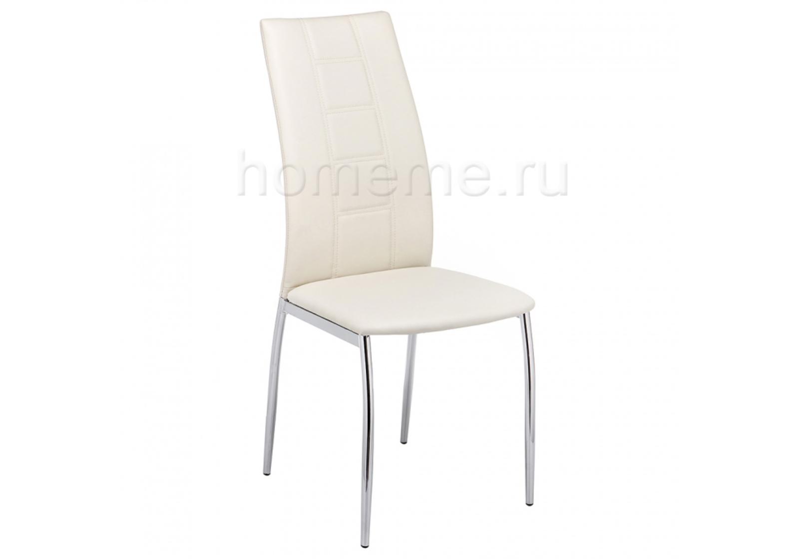 Стул HomeMe Jenda белый 11156 от Homeme.ru