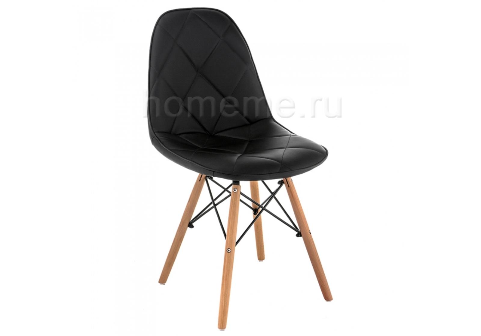 Стул деревянный Eames PC-147 черный 11198 Eames PC-147 черный 11198 (15887)