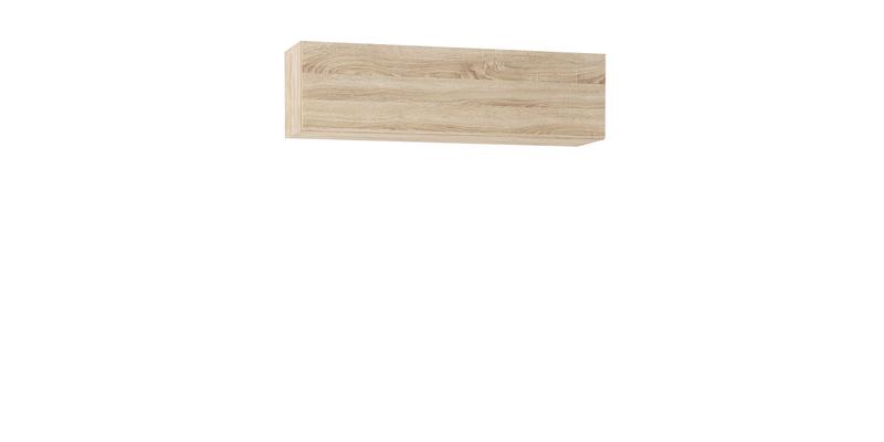 Шкаф навесной Верона 120 см (дуб сонома)