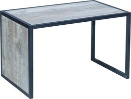 Стол универсальный Leset Бриг  металл Черный, Сосна экзотик