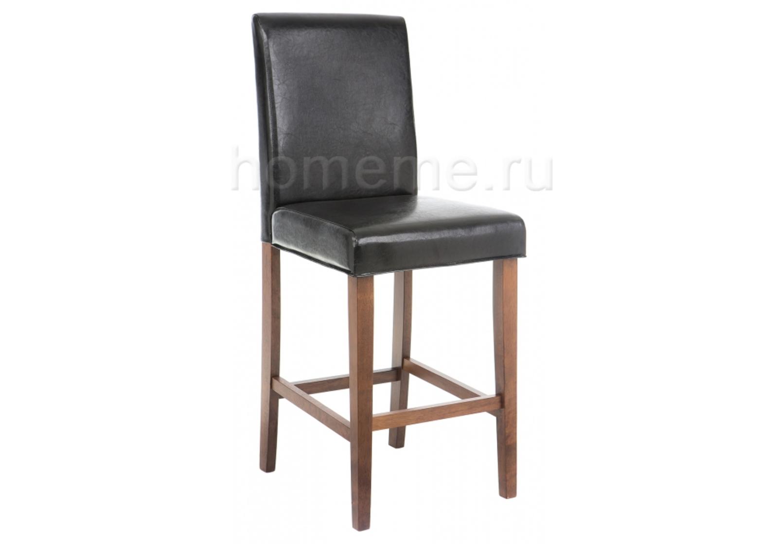 Барный стул Verden коричневый/черный (1850)