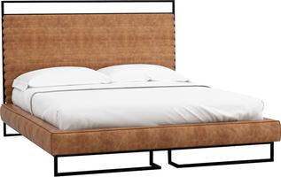 Кровать 1.6 Loft Грейс с подъемным механизмом и ящиком
