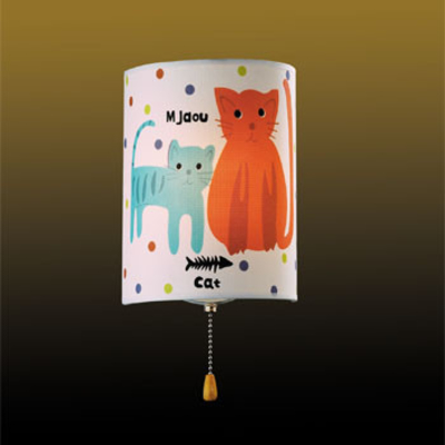 Детское бра Cats 2279/1W