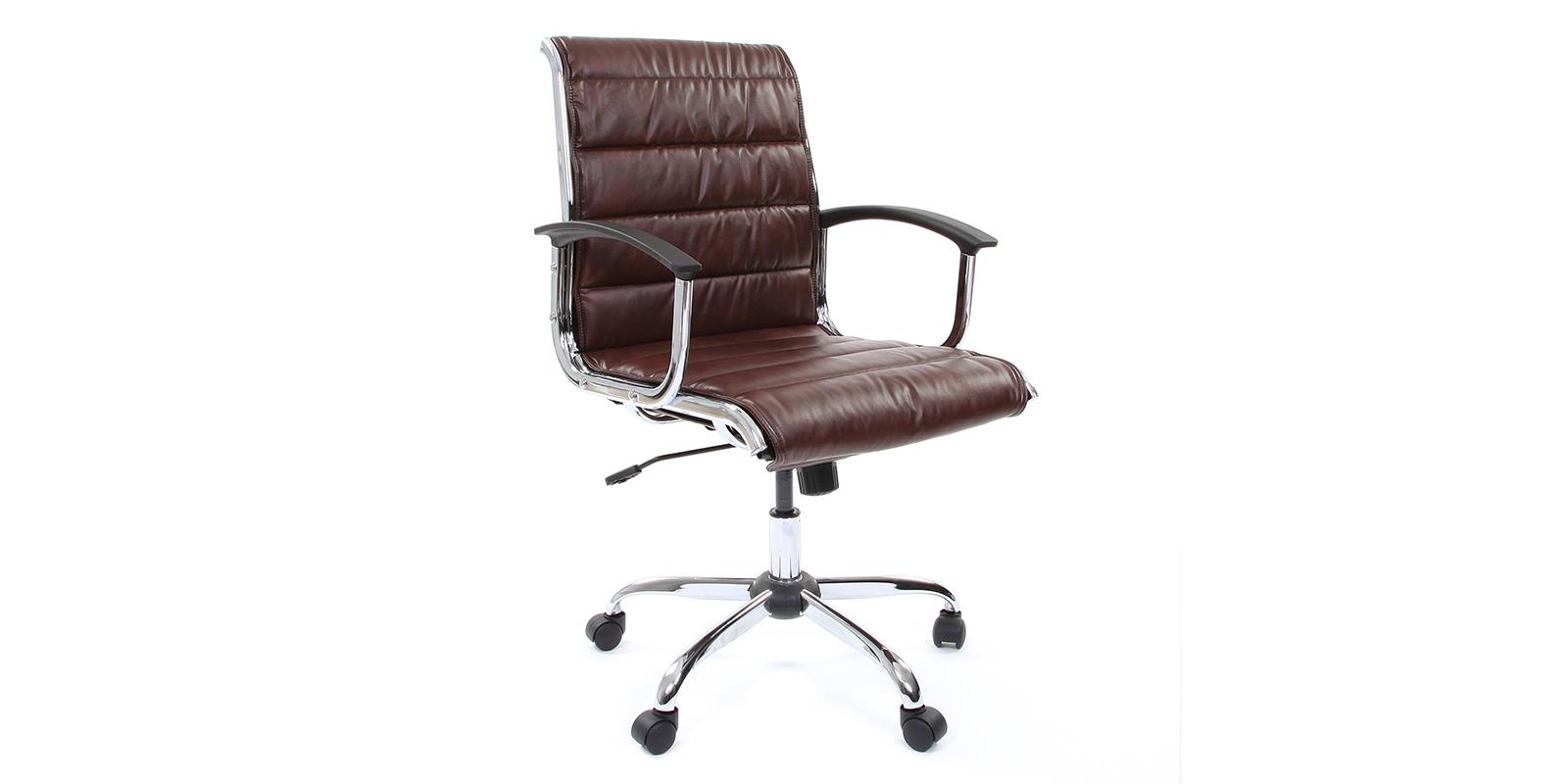 Кресло для руководителя Chairman 760 вариант № 2 (коричневый)
