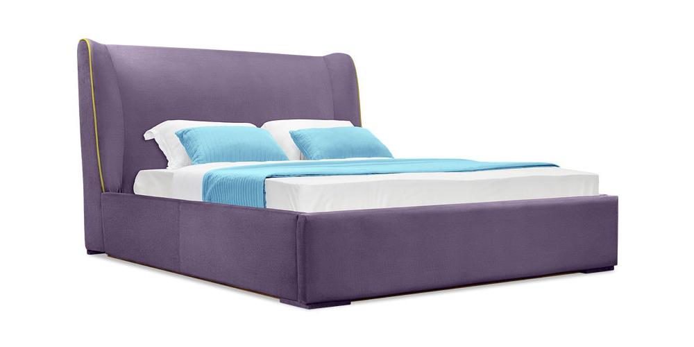 Кровать мягкая HomeMe Марсель