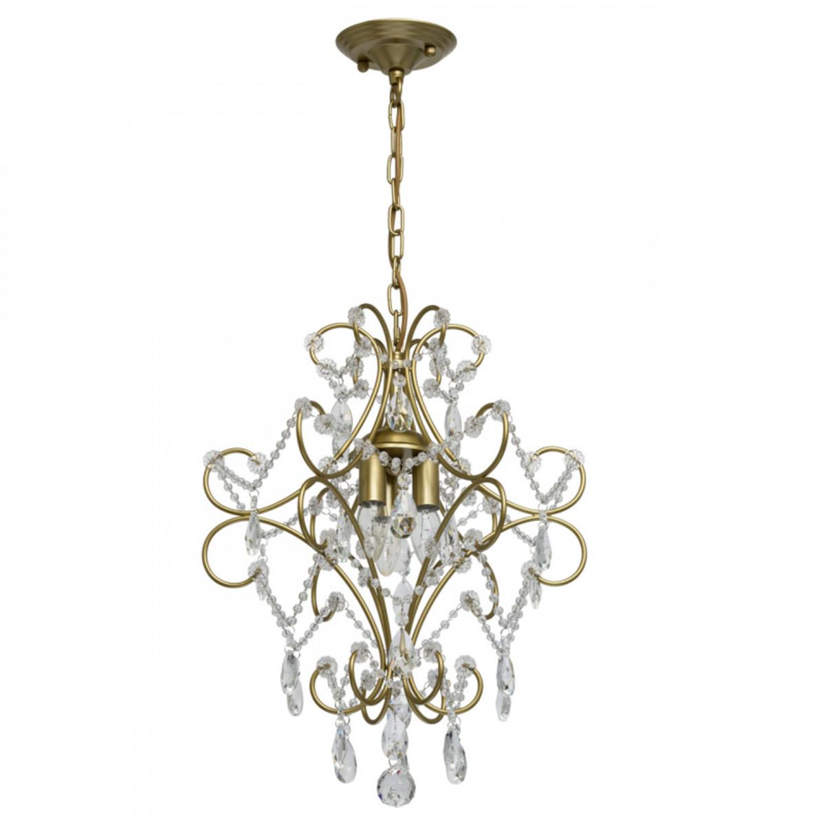 Купить Подвесная люстра Адель Подвесная люстра MW-Light 373014503 (14210), HomeMe