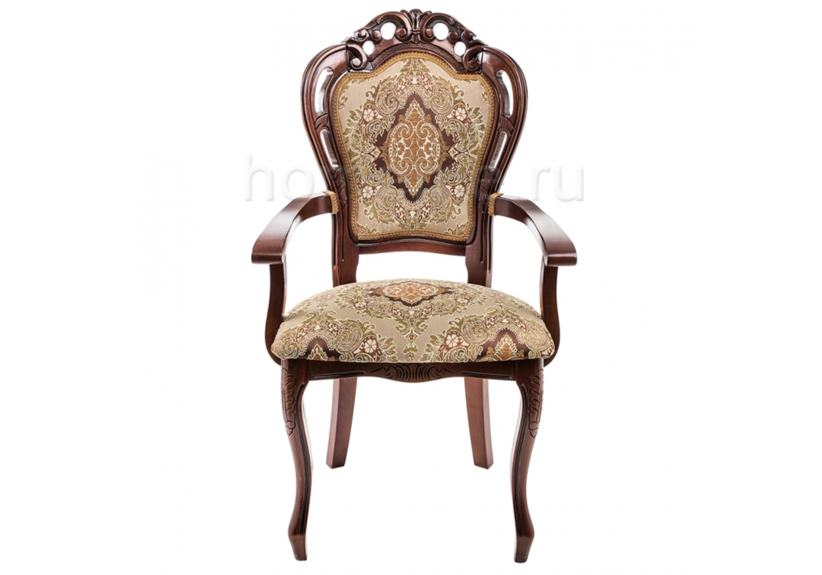 Кресло Bronte вишня (263677)