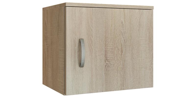 Шкаф навесной Хельга антресоль 45 см (дуб сонома)